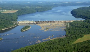 About the River and Conowingo Dam